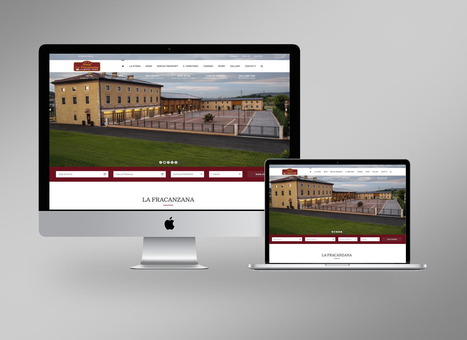 Vajenti Creazioni siti web hotel vicenza 11