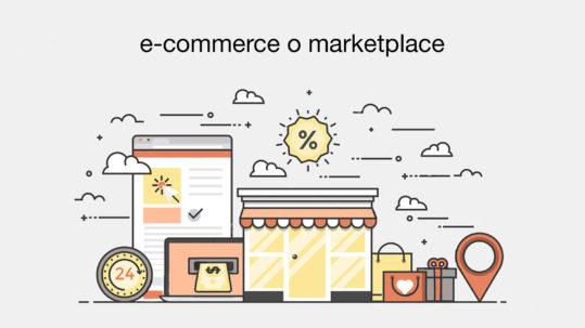 ecommece o marketplace