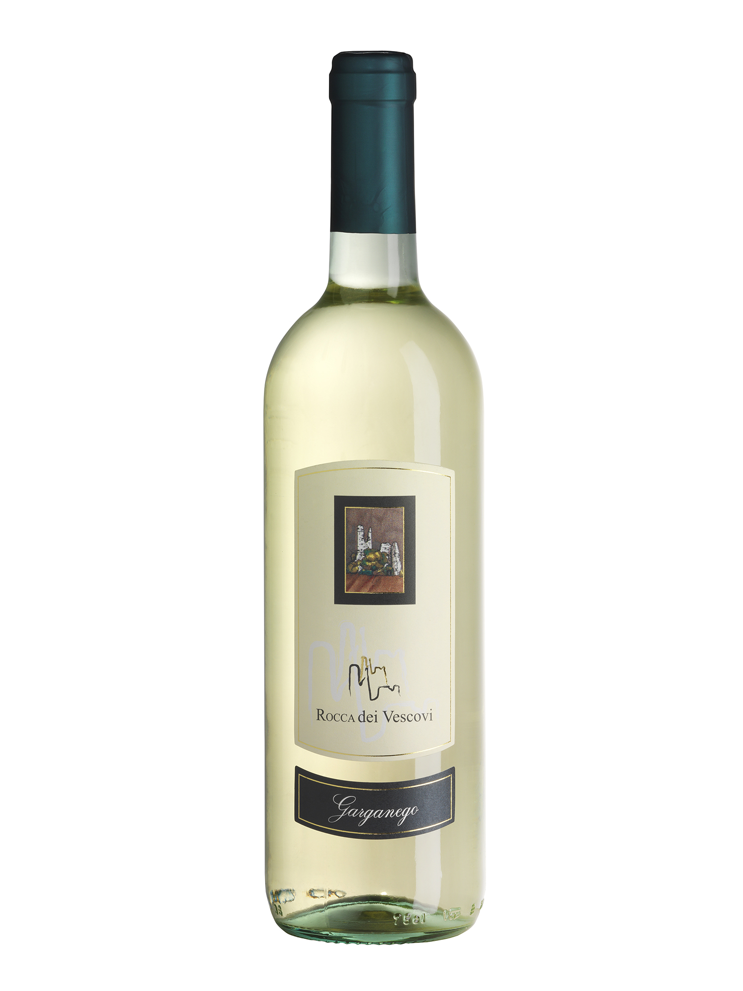 foto bottiglia vino garganego